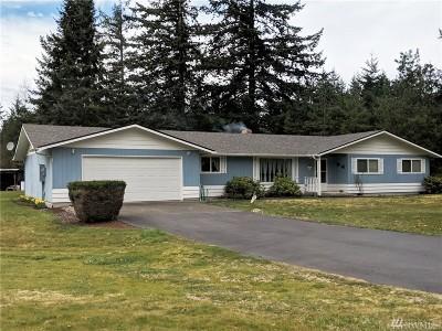 Tenino Single Family Home Pending Inspection: 16149 Tilley Rd S