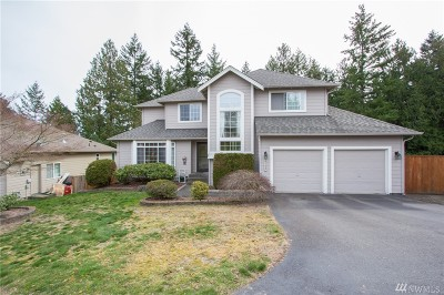 Silverdale Single Family Home For Sale: 8448 Town Summit Place NW
