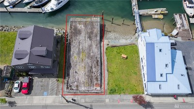 Anacortes, La Conner Residential Lots & Land For Sale: 321 N First St
