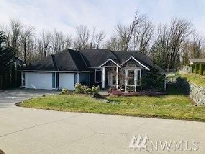 Sedro Woolley Single Family Home For Sale: 305 Longtime Lane
