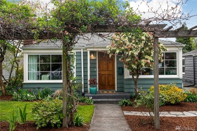 Seattle Single Family Home For Sale: 5520 37th Ave NE