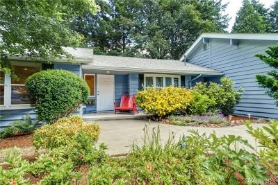 Mercer Island Single Family Home For Sale: 6218 89th Ave SE