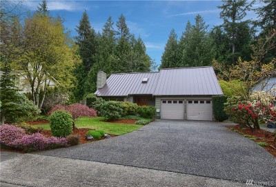 Everett Single Family Home For Sale: 10605 10th Dr SE