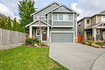Bothell Single Family Home For Sale: 3215 178th Place SE