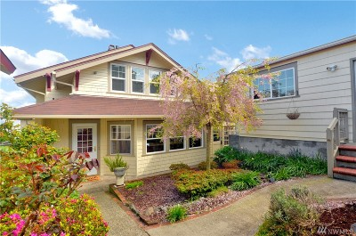Tacoma Single Family Home For Sale: 3610 N Union Ave