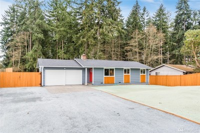 Federal Way Single Family Home For Sale: 1035 SW 308th St