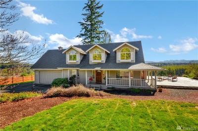 Lake Tapps Single Family Home For Sale: 1905 217th Av Ct E