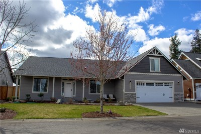 Yelm Single Family Home Pending: 10750 Palisades St SE