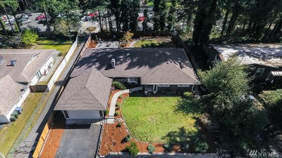 Renton Single Family Home For Sale: 14558 167th Place SE