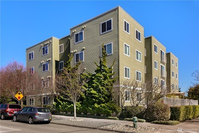 Seattle Condo/Townhouse For Sale: 800 N Allen Place #301