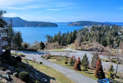 Anacortes Residential Lots & Land For Sale: 4301 Marine Crest Place