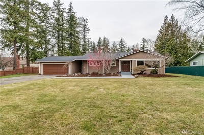 Bellingham Single Family Home For Sale: 1020 E McLeod Rd