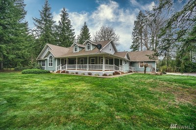 Lewis County Single Family Home Pending Inspection: 121 Victoria Lane