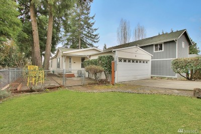Tacoma Single Family Home For Sale: 402 124th St S