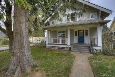Tacoma Single Family Home For Sale: 1023 N Adams
