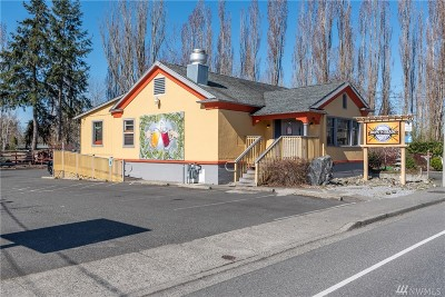 Bellingham Commercial For Sale: 3207 Northwest