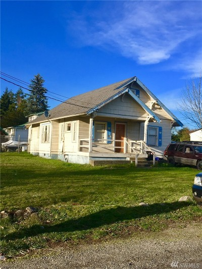 Tacoma Single Family Home For Sale: 331 100th St S
