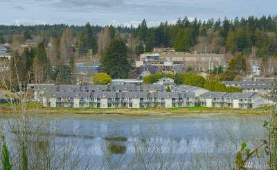 Poulsbo Condo/Townhouse For Sale: 19764 NW 3rd Ave #D49