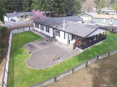 Belfair Single Family Home For Sale: 71 NE Bryan Lane