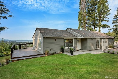 Bellingham Single Family Home For Sale: 1608 Samish Wy