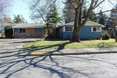 Pierce County Single Family Home For Sale: 925 7th St SE