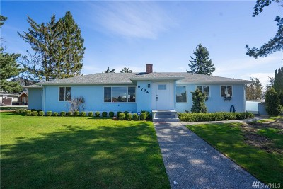 Lynden Single Family Home Pending: 8794 Northwood Rd