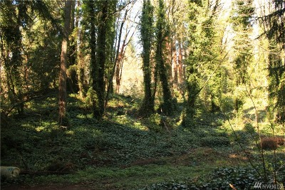 Burien Residential Lots & Land For Sale: SW 156th St