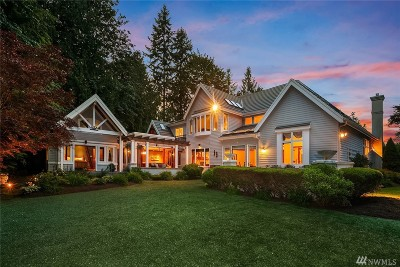 Sammamish Single Family Home For Sale: 24606 SE 9th Place