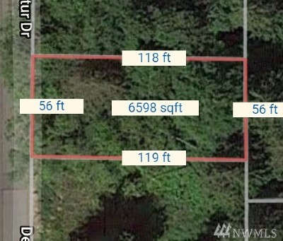 Ferndale Residential Lots & Land For Sale: 9 Decatur Dr