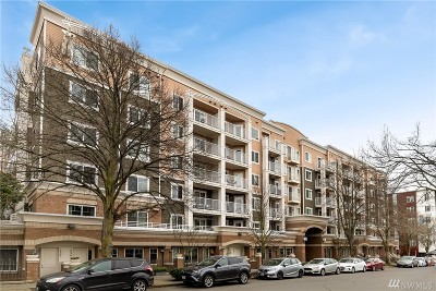 Condo/Townhouse For Sale: 1545 NW 57th St #525