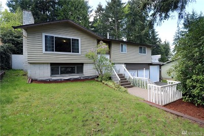 Redmond Single Family Home For Sale: 7223 137th Ave NE