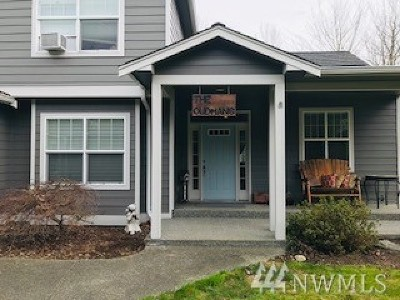 Sedro Woolley Single Family Home For Sale: 309 Longtime Lane
