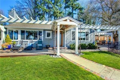 Kirkland Single Family Home For Sale: 7624 115th Place NE