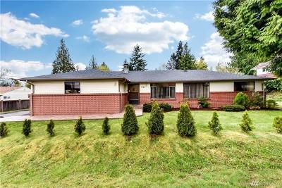 Tukwila Single Family Home For Sale: 4733 S 164th St