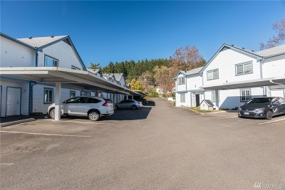 Chehalis Multi Family Home For Sale: 1725 S Market Blvd