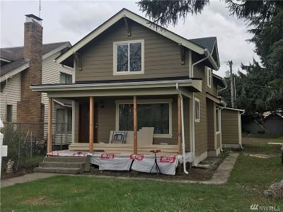 Single Family Home Pending: 214 N Rock