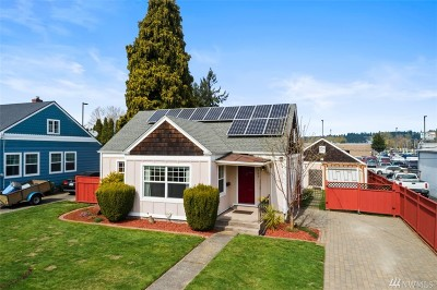 Puyallup Single Family Home For Sale: 109 6th Ave NW