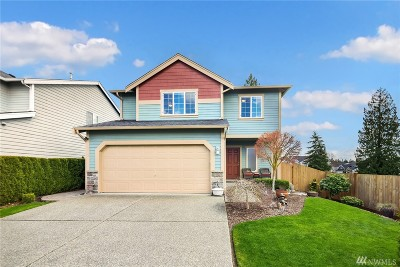 Renton Single Family Home For Sale: 6619 SE 2nd Place