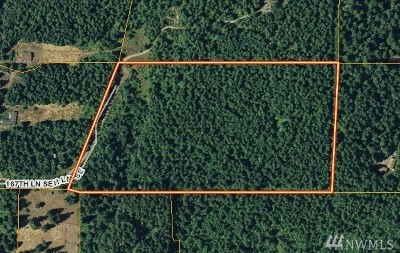 Yelm Residential Lots & Land For Sale: 20315 SE 167th Lane