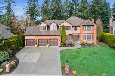 Federal Way Single Family Home For Sale: 33513 7 Place SW