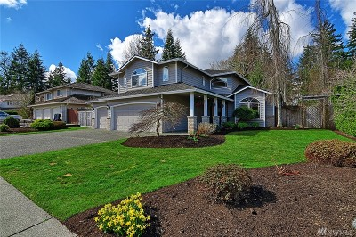 Snohomish Single Family Home For Sale: 15830 67th Dr SE