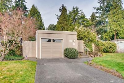 Medina Single Family Home For Sale: 2033 77th Ave NE
