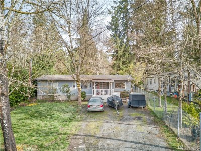Yelm Single Family Home For Sale: 17134 Briar St SE