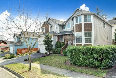 Bothell Single Family Home For Sale: 2114 241st St SW