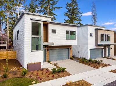 Kirkland Single Family Home For Sale: 12314 94th Ave NE
