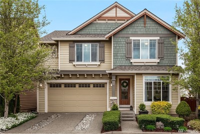 Bothell Condo/Townhouse For Sale: 829 234th Place SE #24