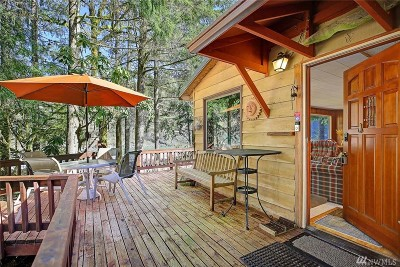 Granite Falls Single Family Home For Sale: 10011 353 Rd Dr NE