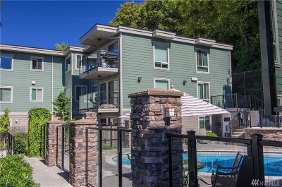 Condo/Townhouse Sold: 3204 81st Place SE #B201