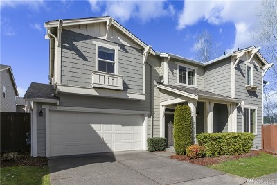 Bothell Single Family Home For Sale: 18308 38th Dr SE