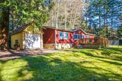 Oak Harbor Single Family Home Pending Inspection: 4578 Siesta Place
